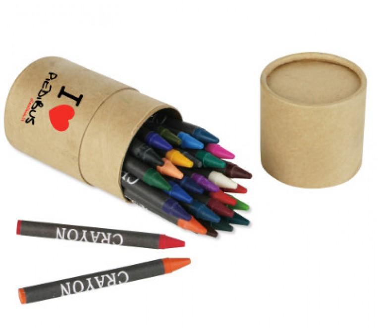 SS26407 tubo cartone matite colorate